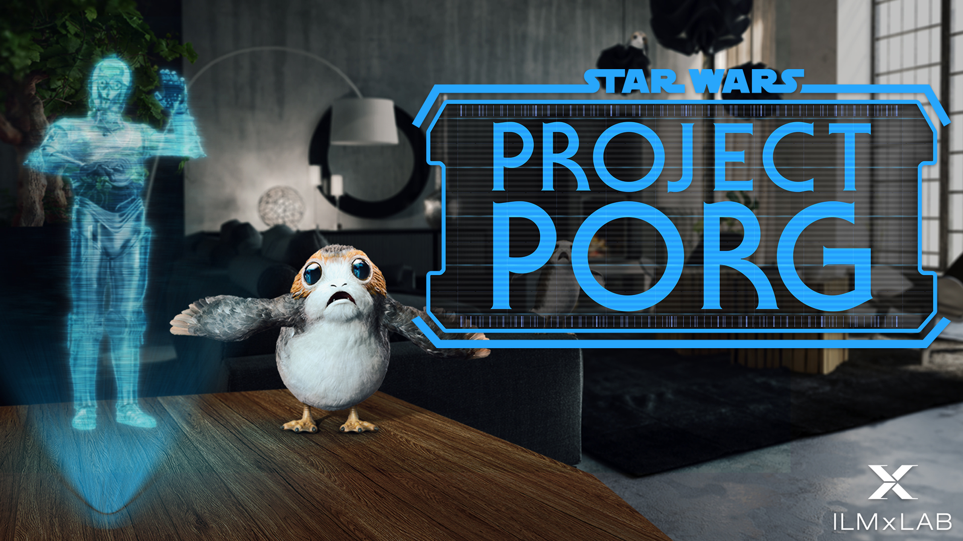 Project Porg Has Arrived!