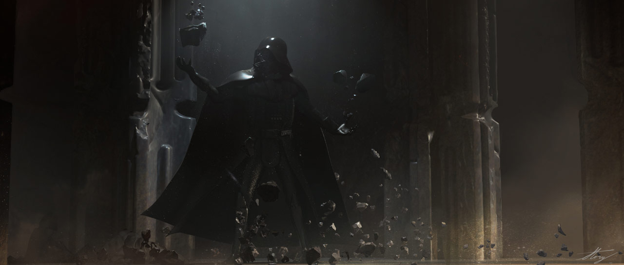 Vader Immortal: Episode II Concept Art & More from SDCC 2019