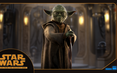Yoda: Meet the characters of Tales from the Galaxy's Edge