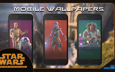 Tales from the Galaxy's Edge Mobile Wallpapers for Your Mobile Device!