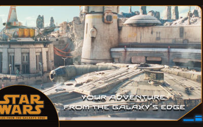 How ESPN and ILMxLAB took a trip to the Galaxy's Edge: Part Two