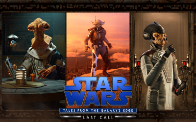 New Characters Revealed in Teaser Trailer for Star Wars: Tales from the Galaxy's Edge – Last Call